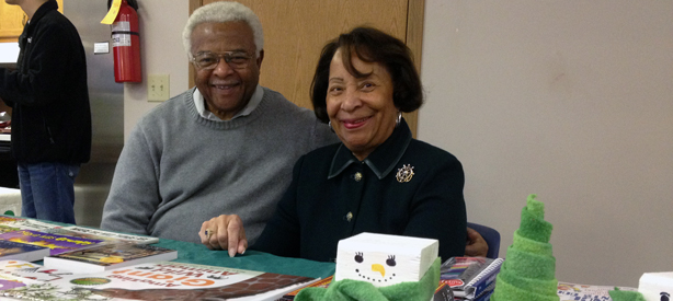 Greater Columbus Community Helping Hands founders Hank Evans and Dorothy Cage-Evans