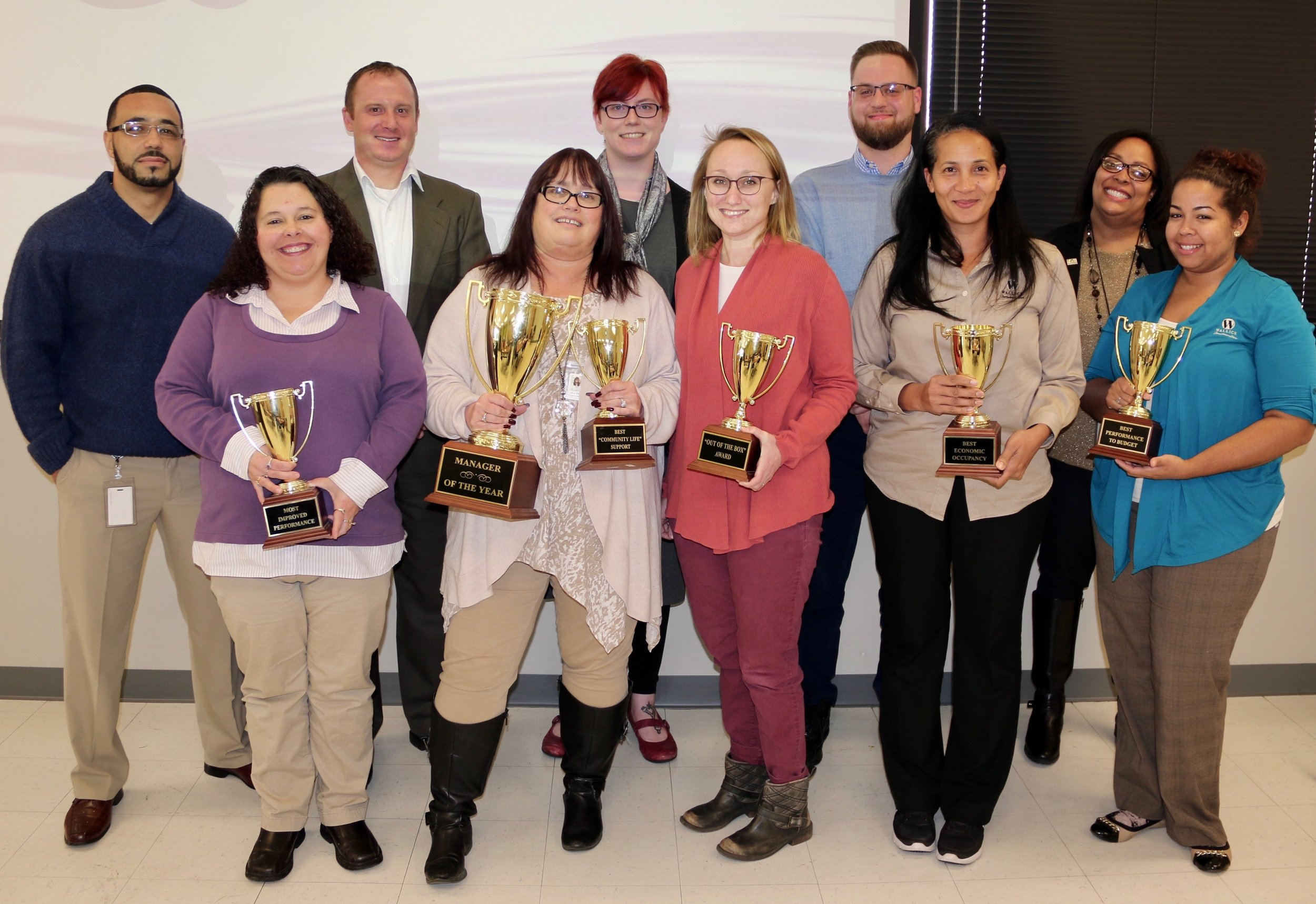 Homeport Honors Excellence