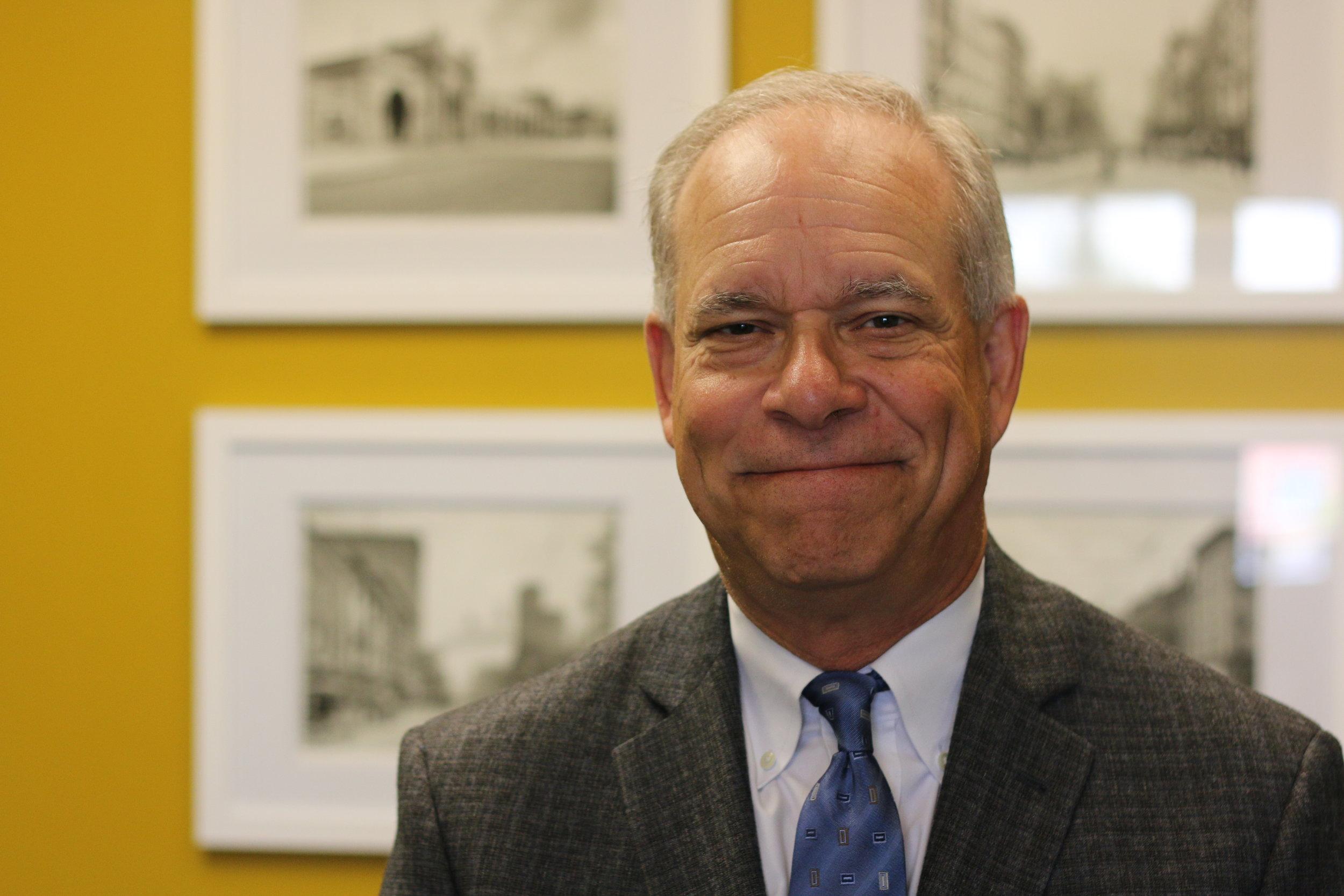 Bruce Luecke, Homeport, President & CEO