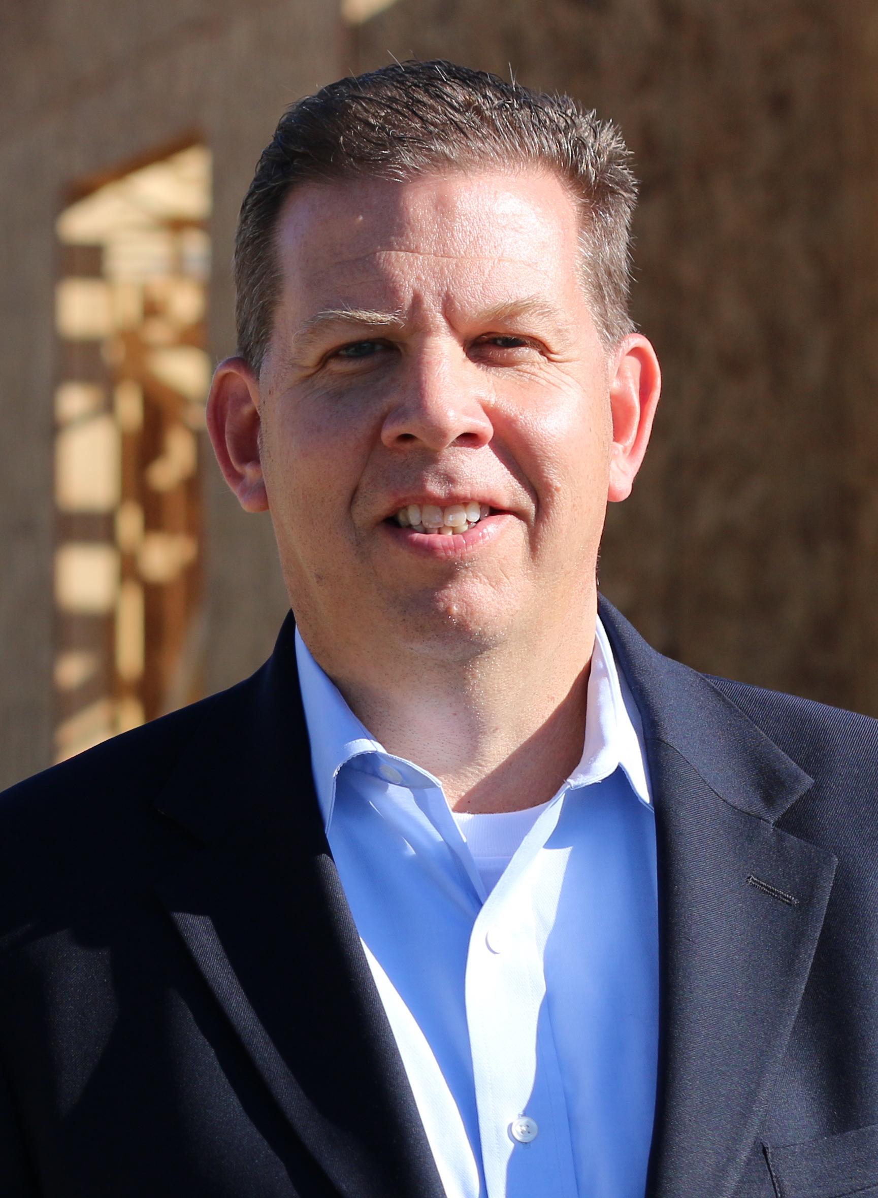 Jim Baugh, Homeport Senior Vice President