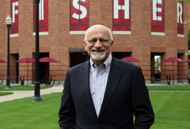 Dr. Tony Rucci of OSU's Fisher College of Business