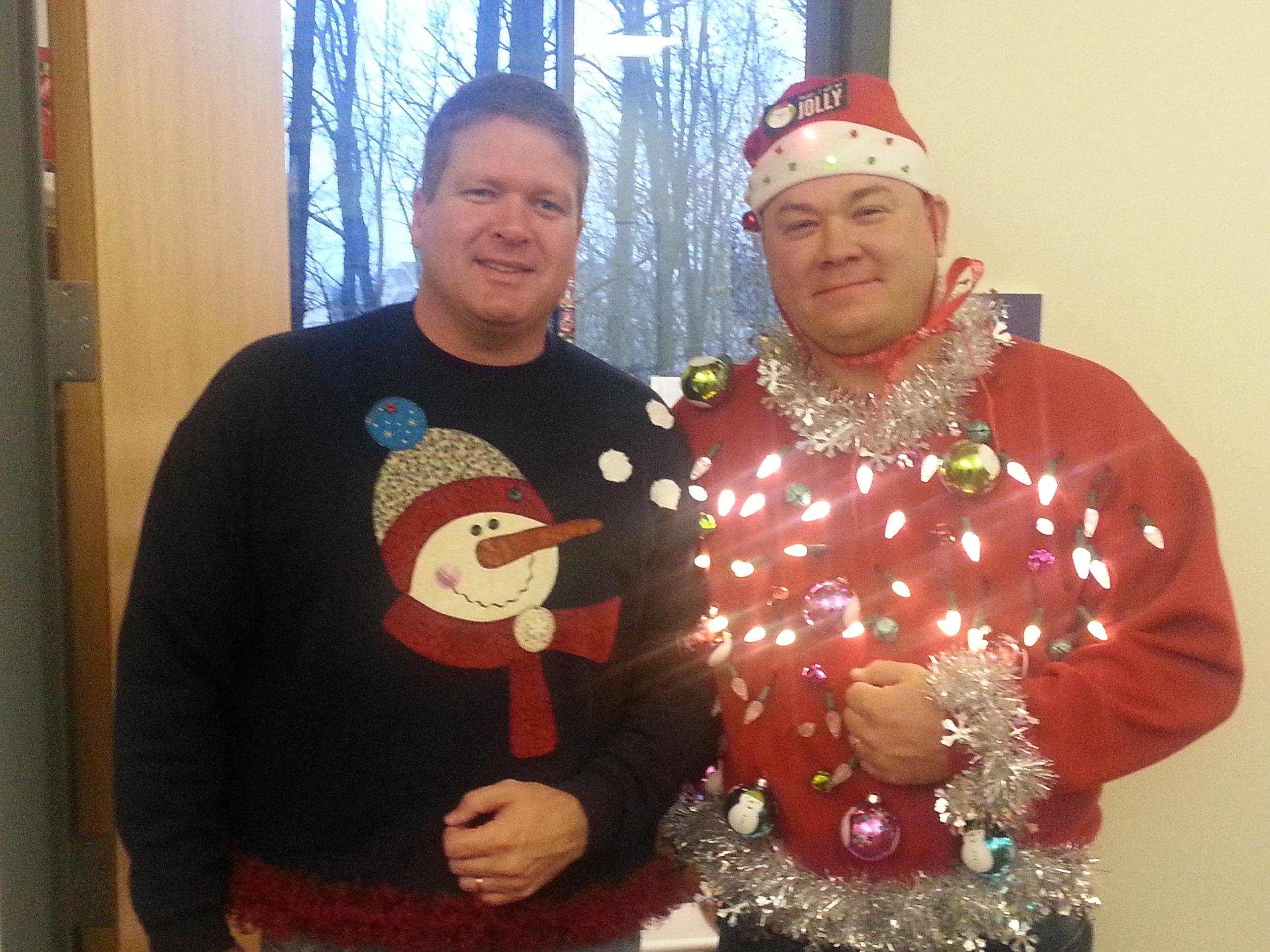 EMH&T Ugly Sweater Challenge