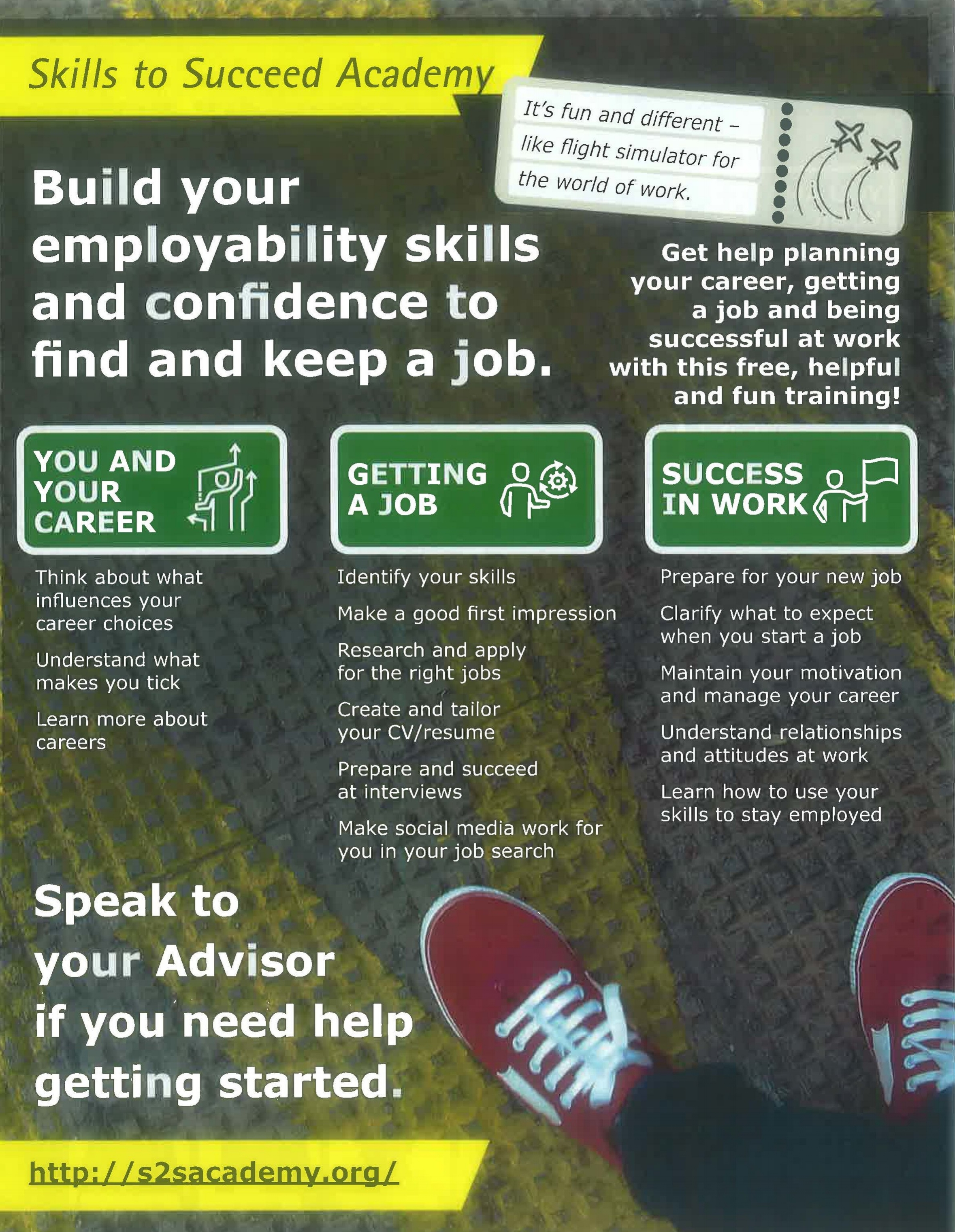 Interested In Sharpening Up Your Employability Skills