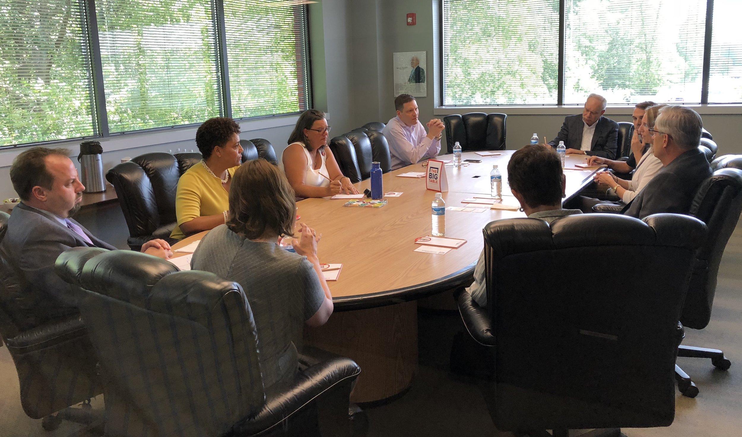 Prendeville Conference Room at Homeport