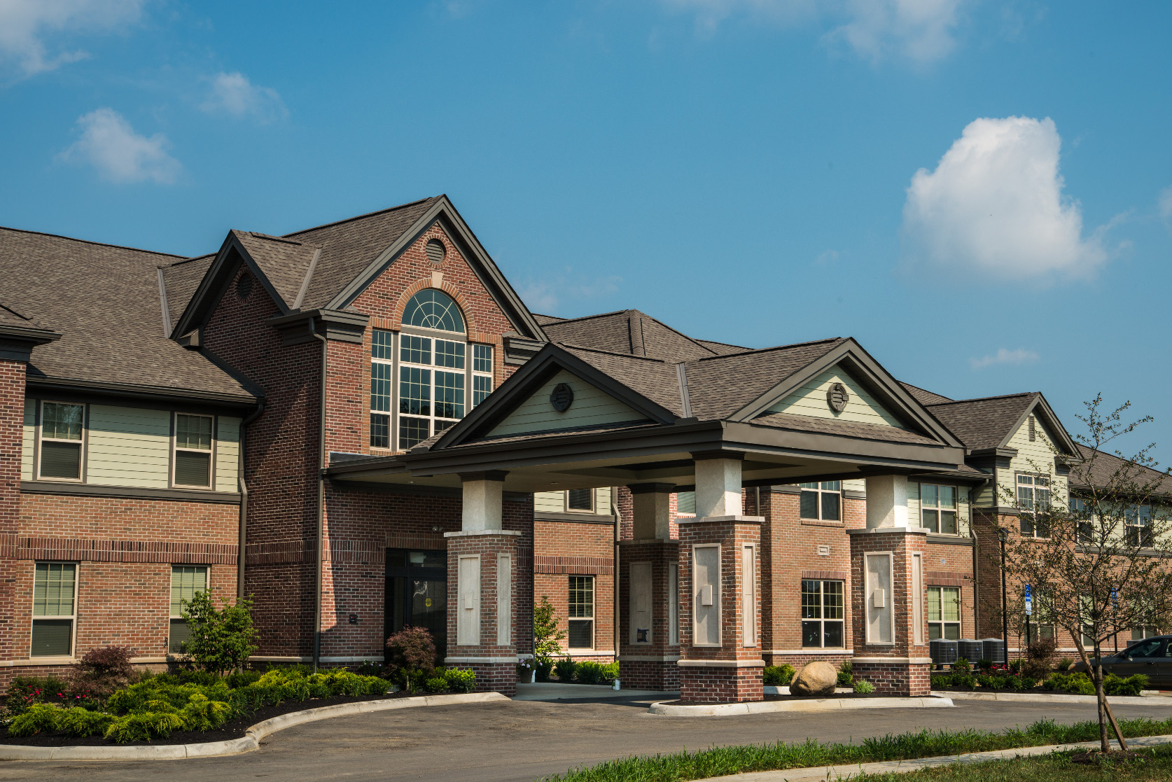 JPMorgan Chase has provided $41.4 million in construction loans for eight Homeport communities including Eastway Village in Whitehall, above.