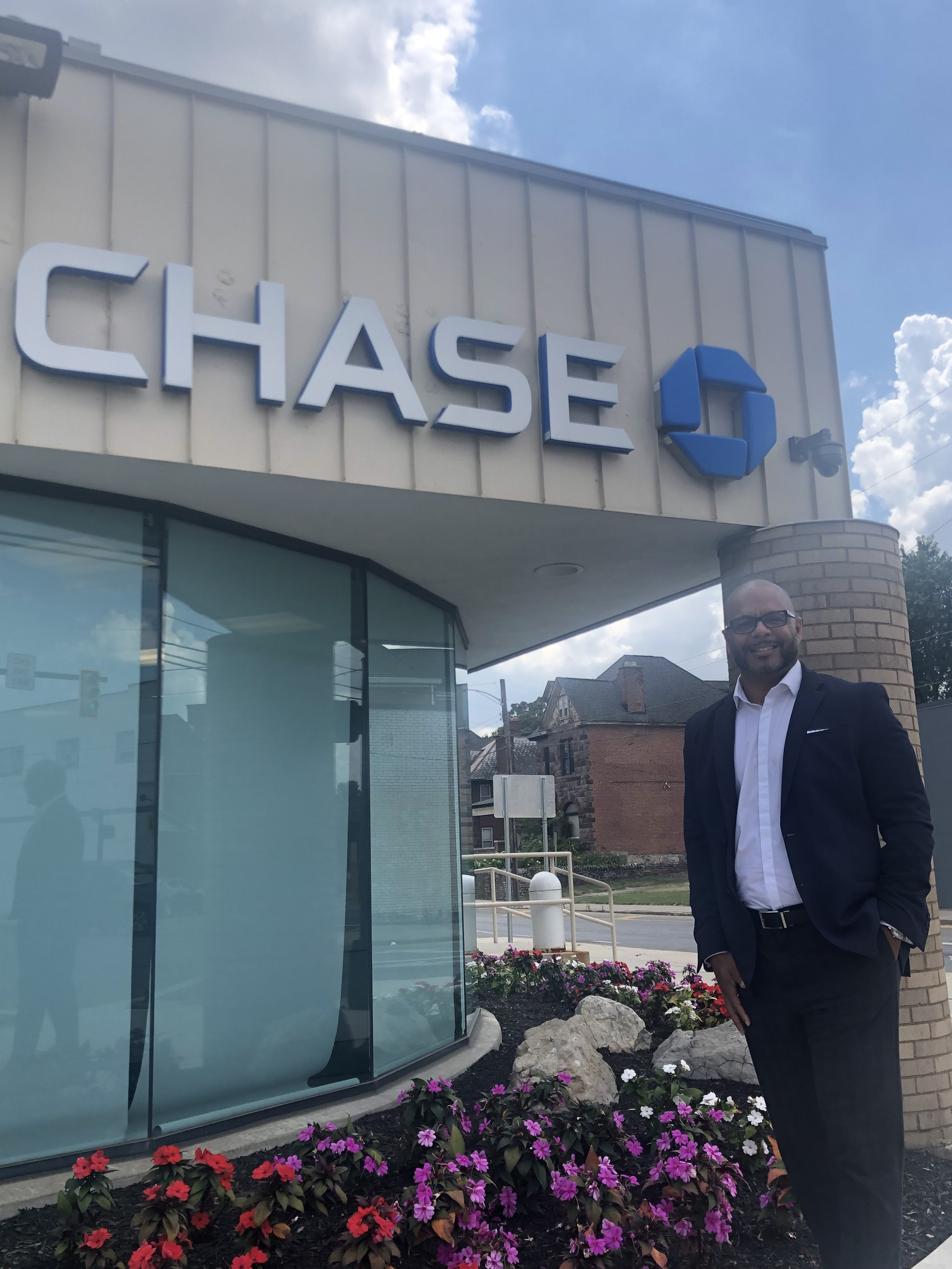 Jacques McKee, Relationship Officer, Community Reinvestment & Partnerships, JPMorgan Chase