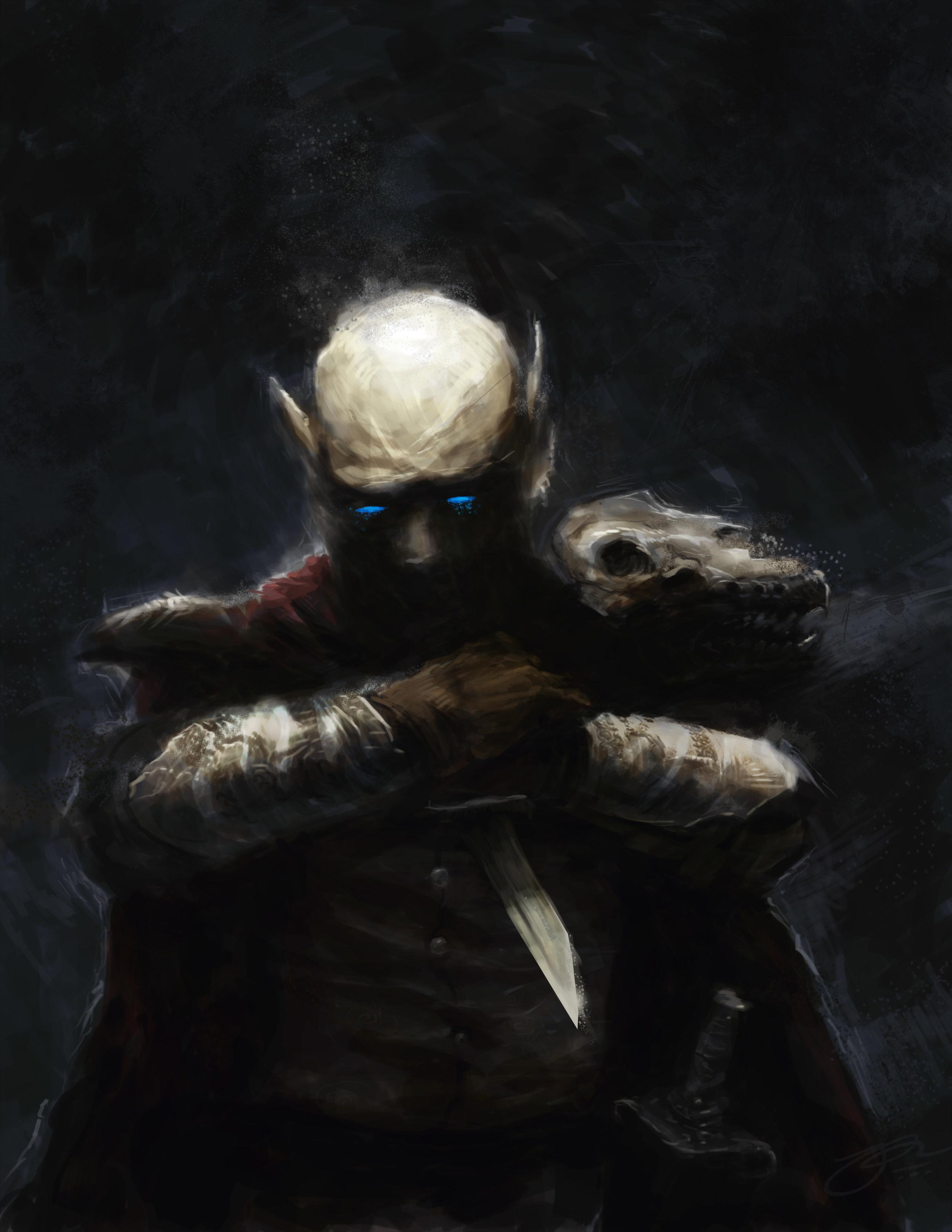 Dark Elf Captain