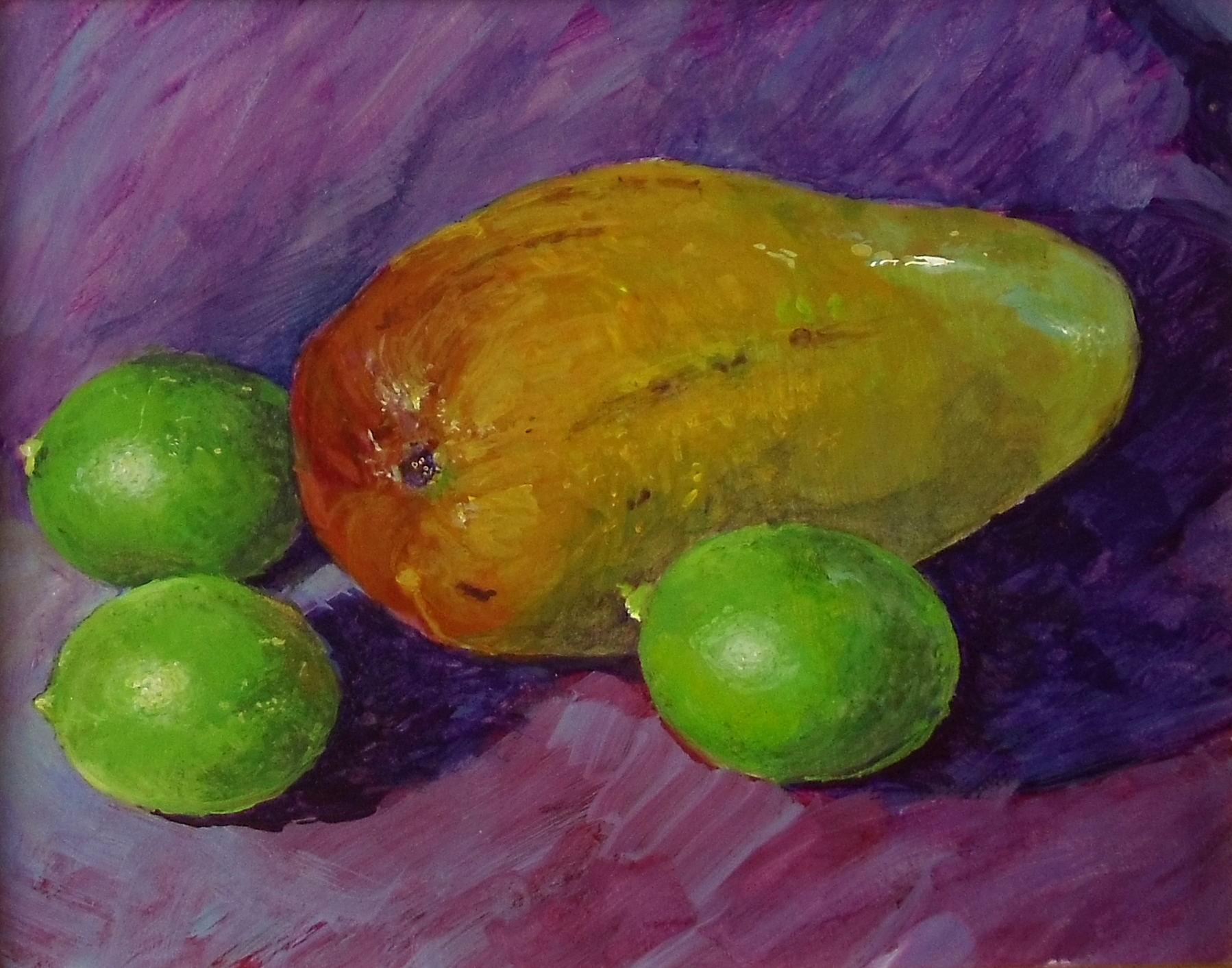 Mango with Limes - 2017
