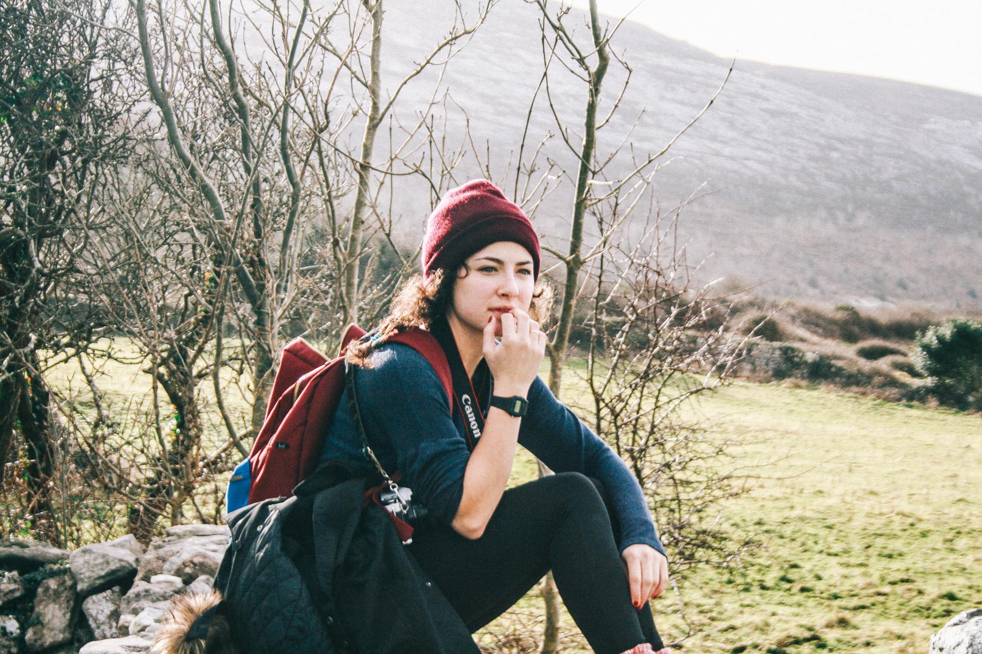 Hike to a Castle- Ballyvaughan, Ireland | Kenslie-3.jpg