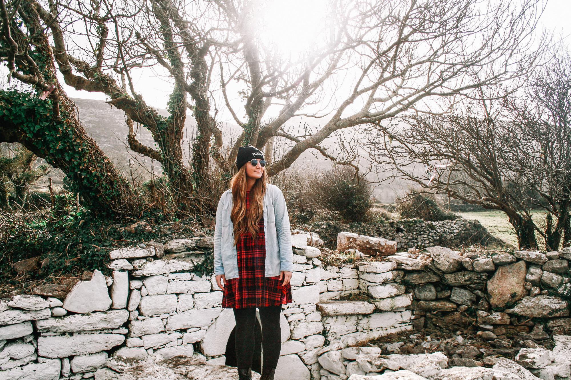 Hike to a Castle- Ballyvaughan, Ireland | Kenslie-5.jpg