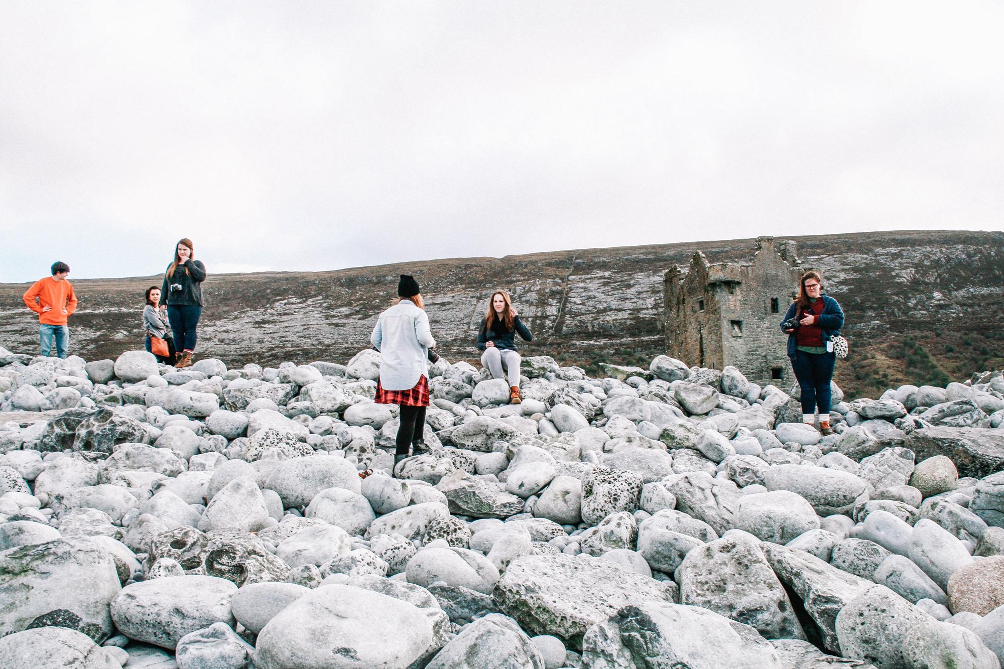 Hike to a Castle- Ballyvaughan, Ireland | Kenslie-10.jpg