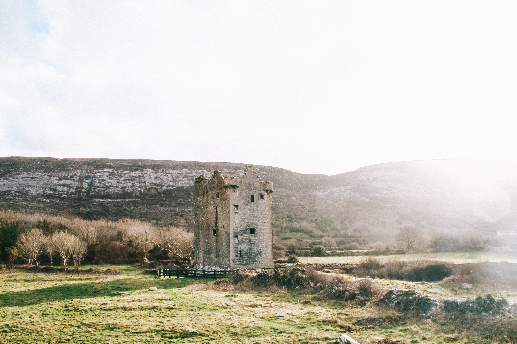 Hike to a Castle- Ballyvaughan, Ireland | Kenslie-16.jpg