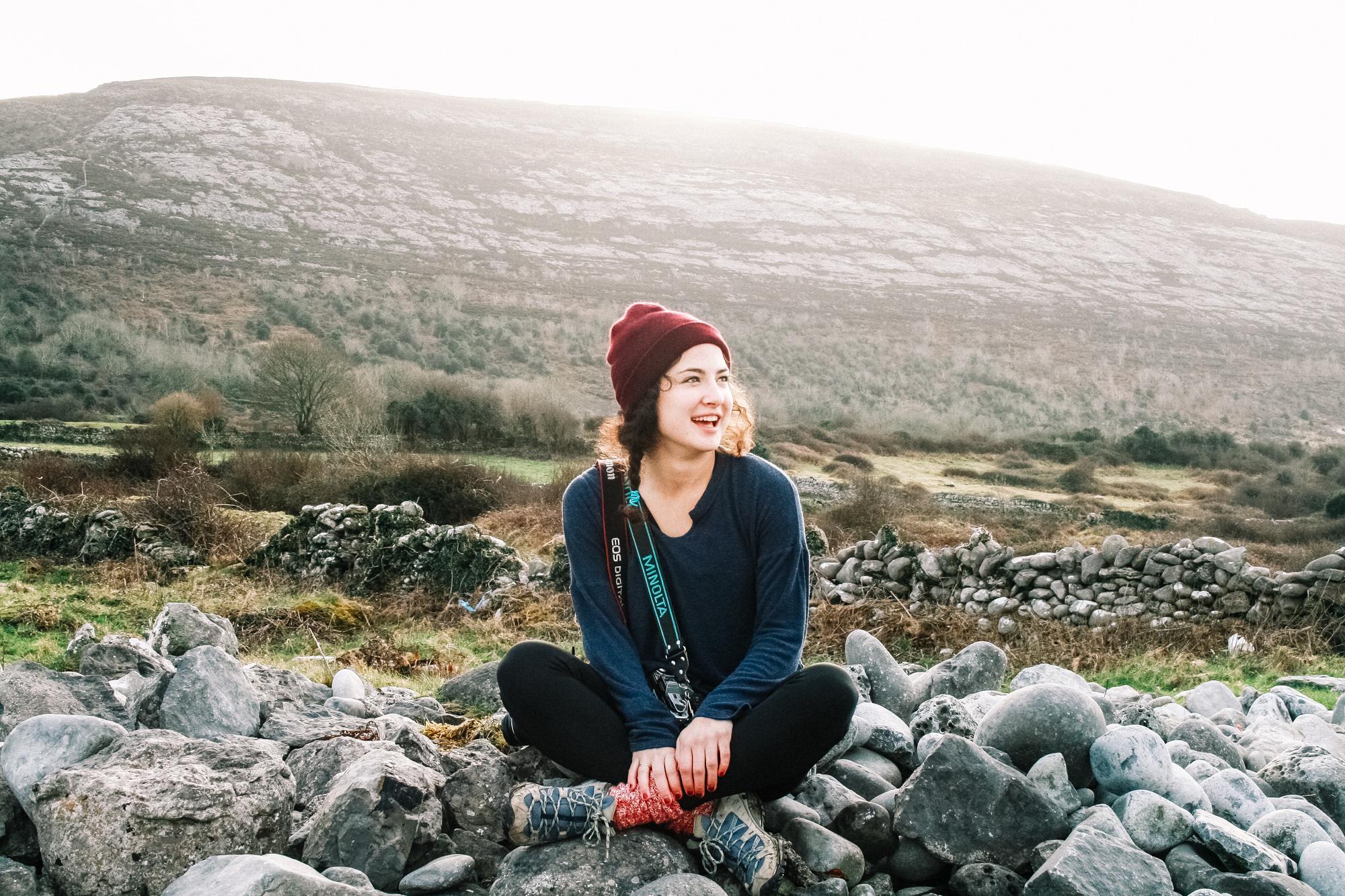 Hike to a Castle- Ballyvaughan, Ireland | Kenslie-18.jpg