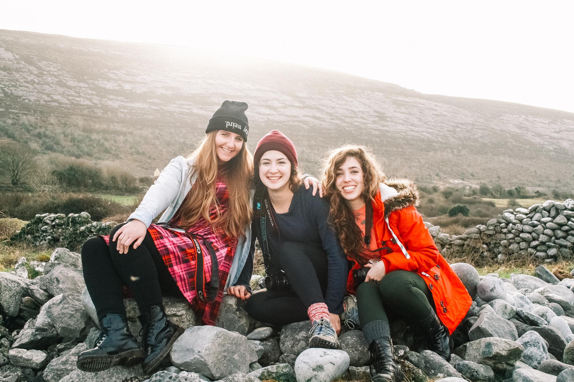 Hike to a Castle- Ballyvaughan, Ireland | Kenslie-19.jpg
