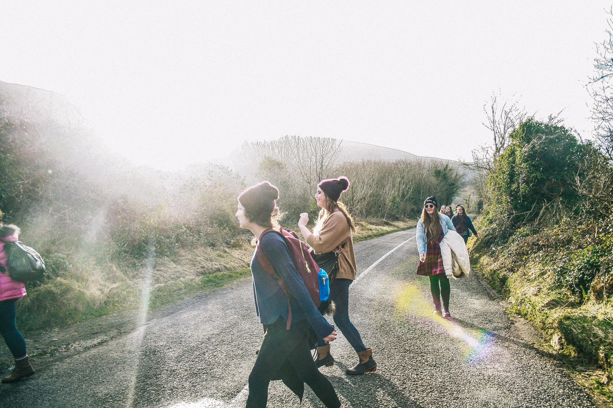 Hike to a Castle- Ballyvaughan, Ireland | Kenslie-23.jpg