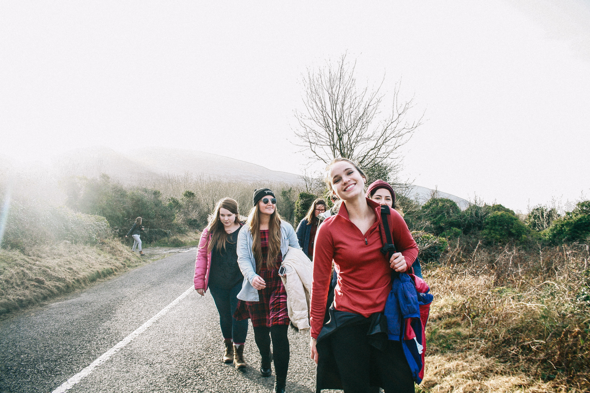 Hike to a Castle- Ballyvaughan, Ireland | Kenslie-24.jpg