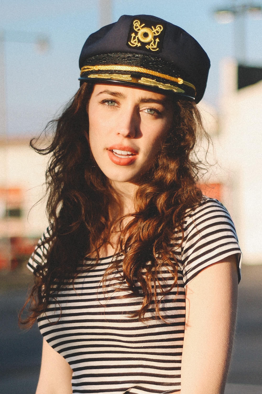 Captain Speaking- Stripes + Denim | Kenslie-7.jpg