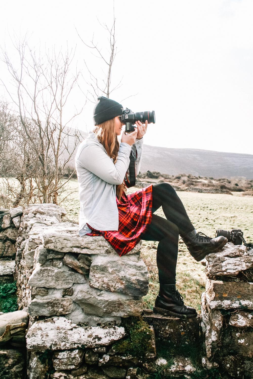 Hike to a Castle- Ballyvaughan, Ireland | Kenslie-6.jpg