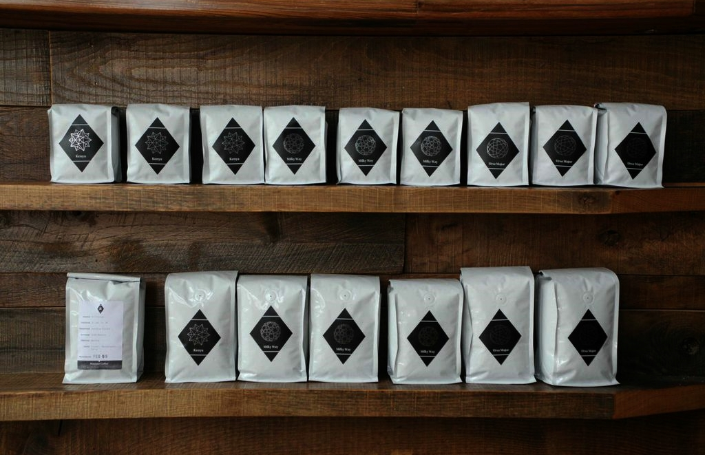 rowster has really nice coffee, check out their roasts  here .