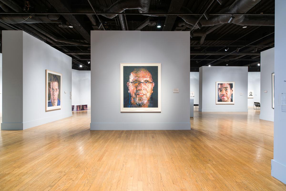Chuck Close Works on Paper OKCMOA 2013 (2).jpg