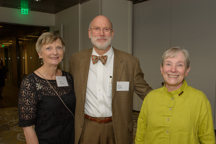 Jane Jarrett (AFO), Kent Duffy (AFO), Martha Murray