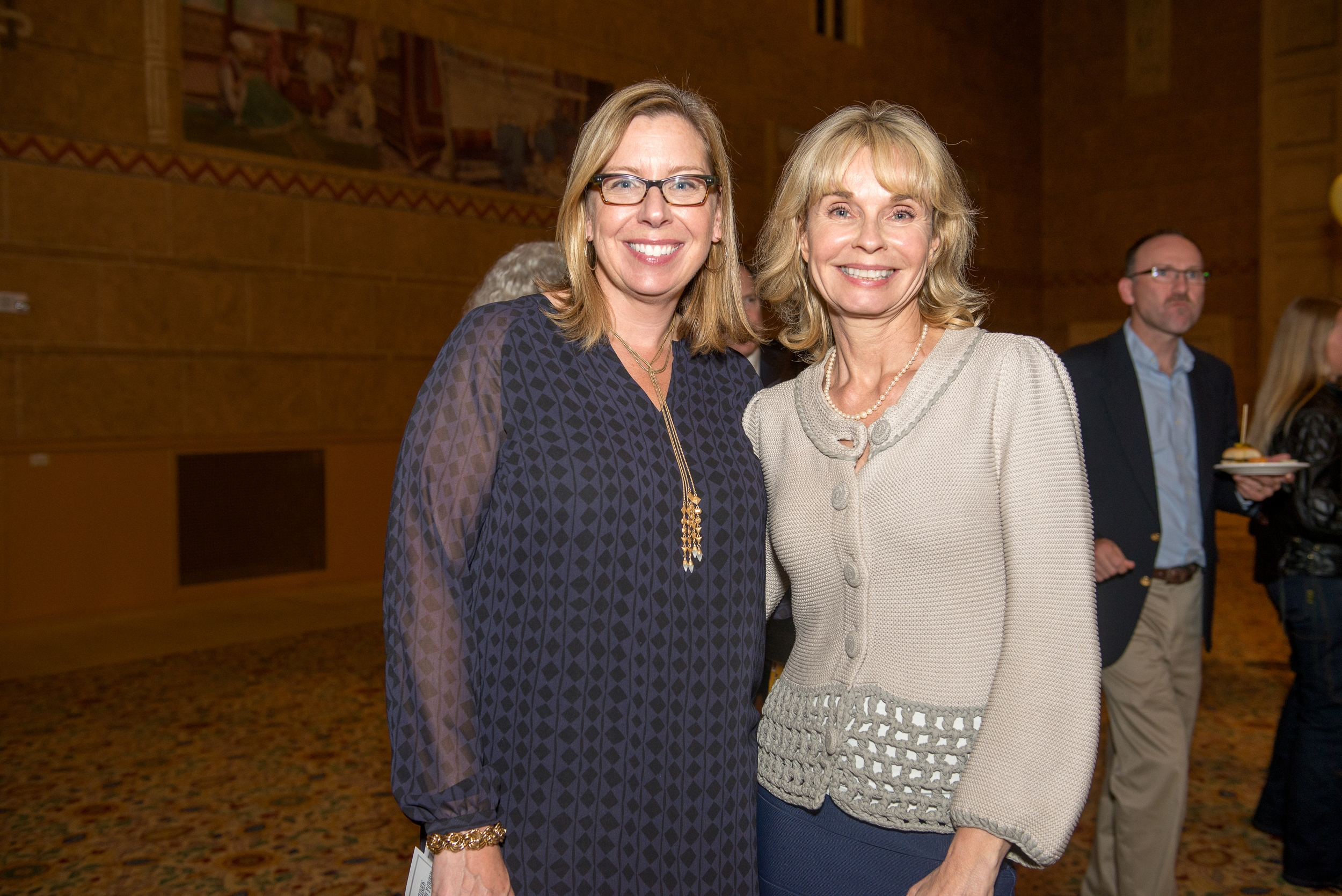 Harold & Arlene CARE Foundation's Celeste Rose & Susanne Orton