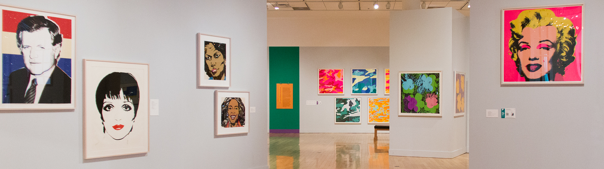 In Living Color: Andy Warhol and Contemporary Printmaking  // Philbrook Museum, 2015