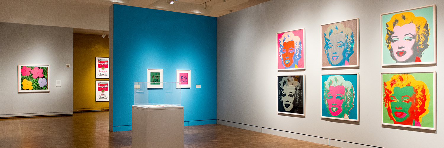 Andy Warhol: Prints from the Collections of Jordan D. Schnitzer and His Family Foundation , Portland Art Museum, 2016