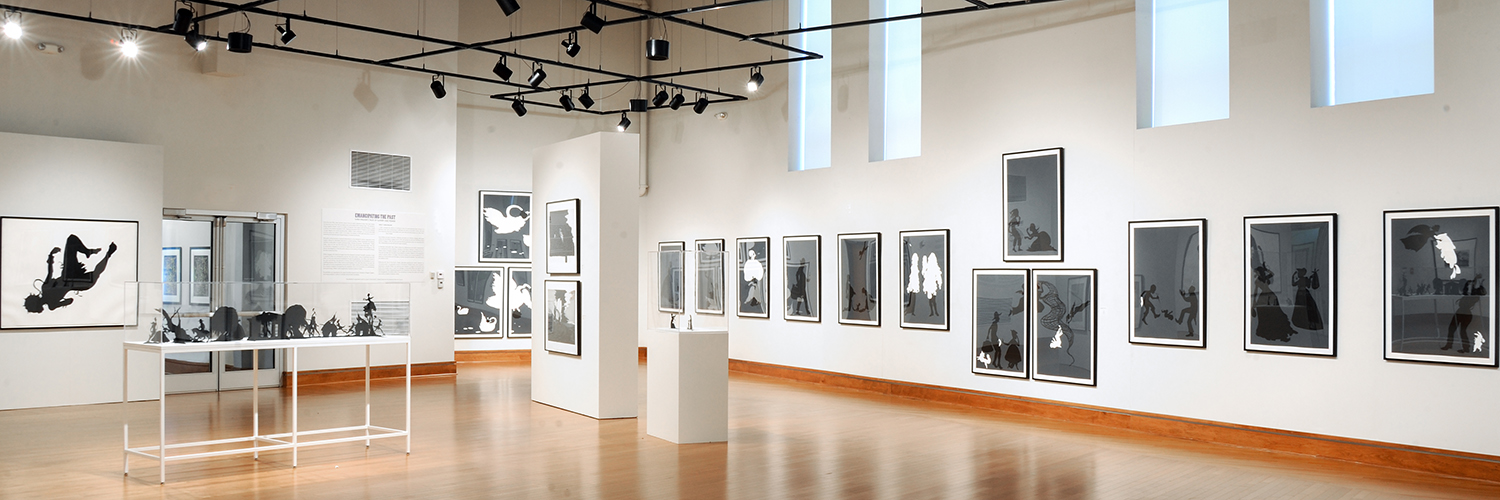 Emancipating the Past: Kara Walker's Tales of Slavery and Power // David C. Driskell Center at the University of Maryland, 2015