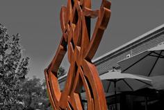 "$PRICE  2010, Medium: Welded Steel. Dimensions: 10' x 4' x 6"""