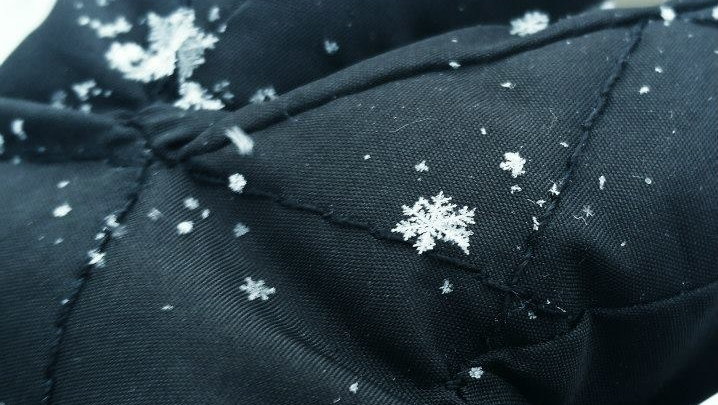 THE PERFECT SNOWFLAKE