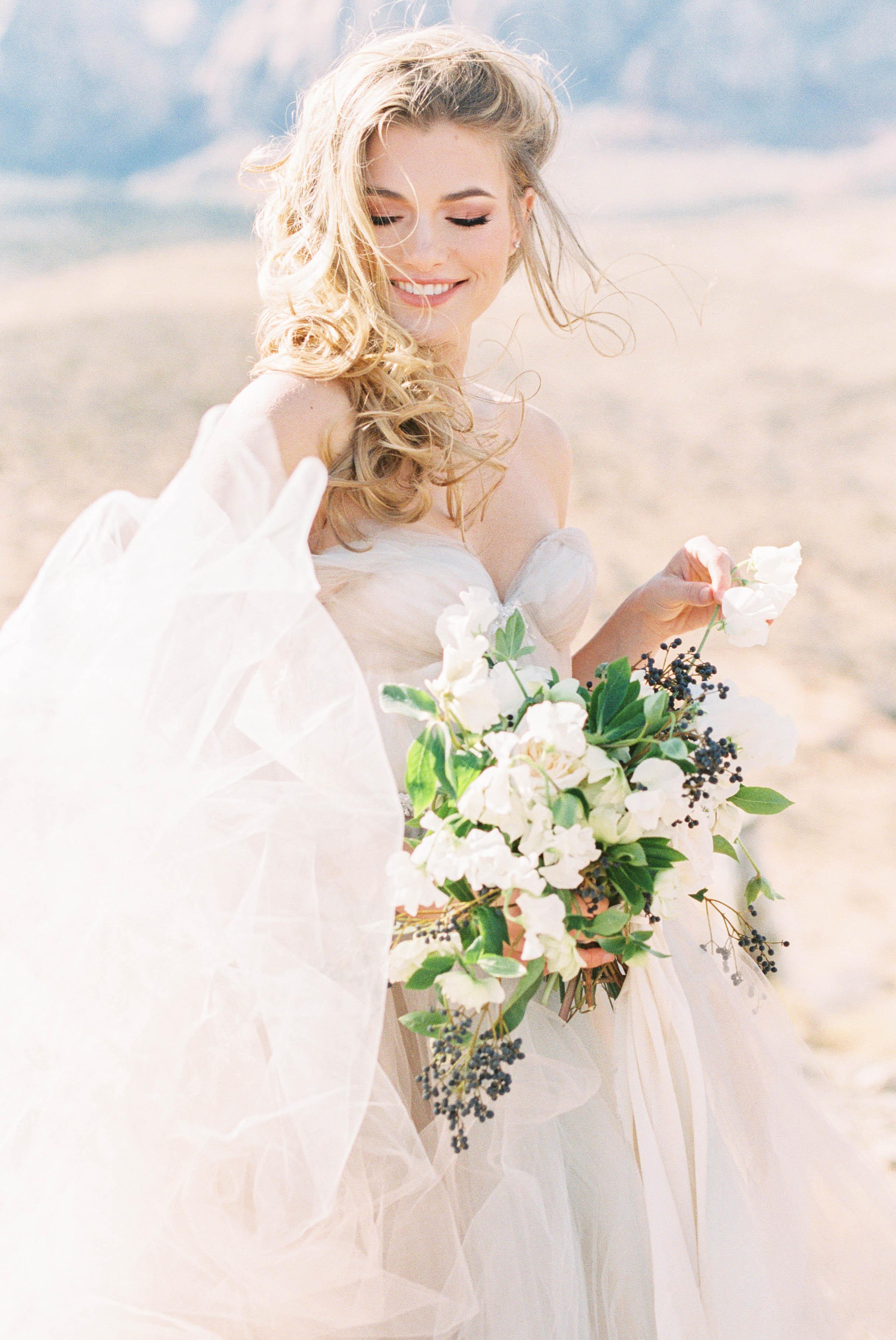 light & airy bridal inspiration -