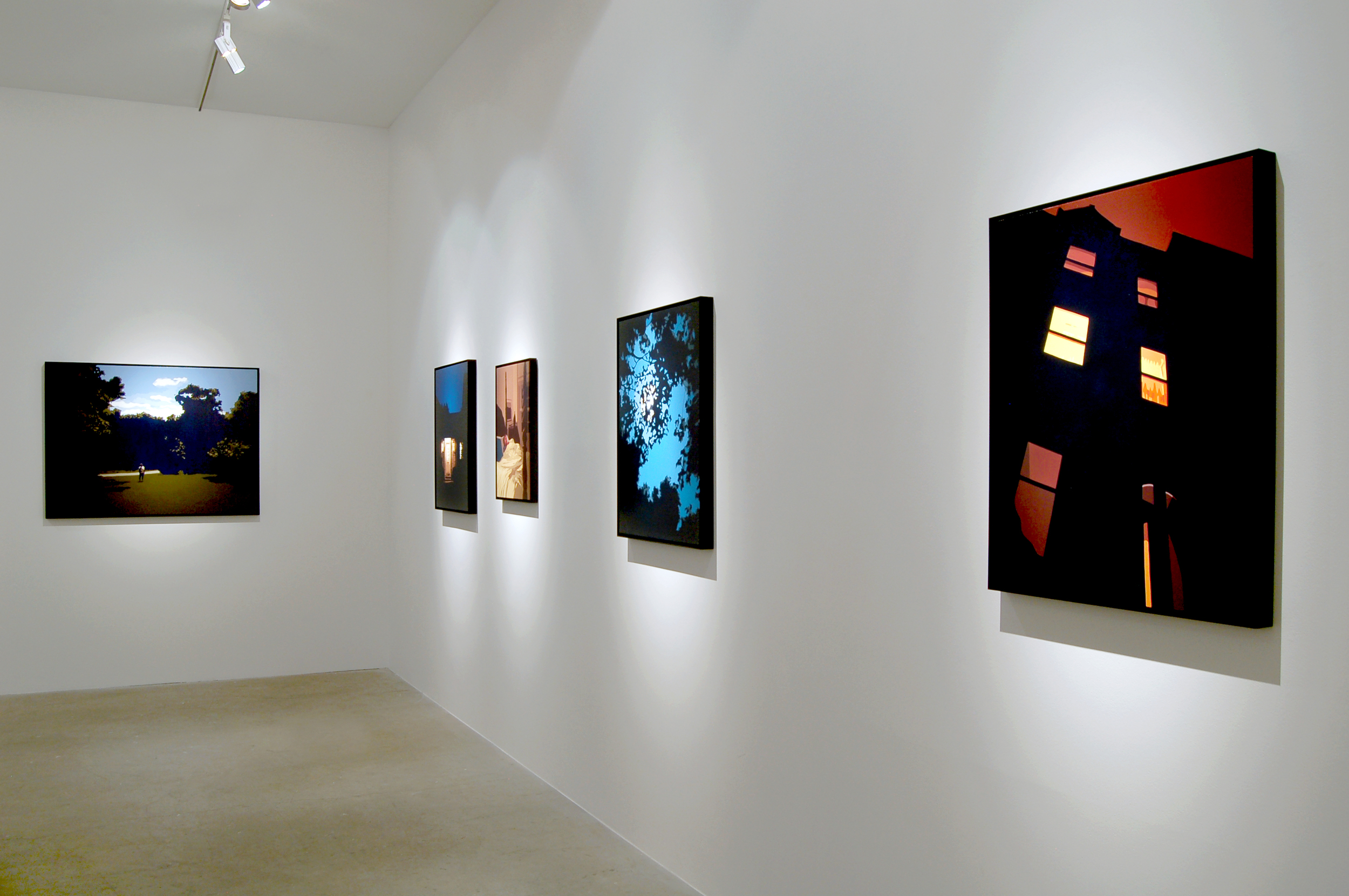 Dusk Til Dawn, Installation View