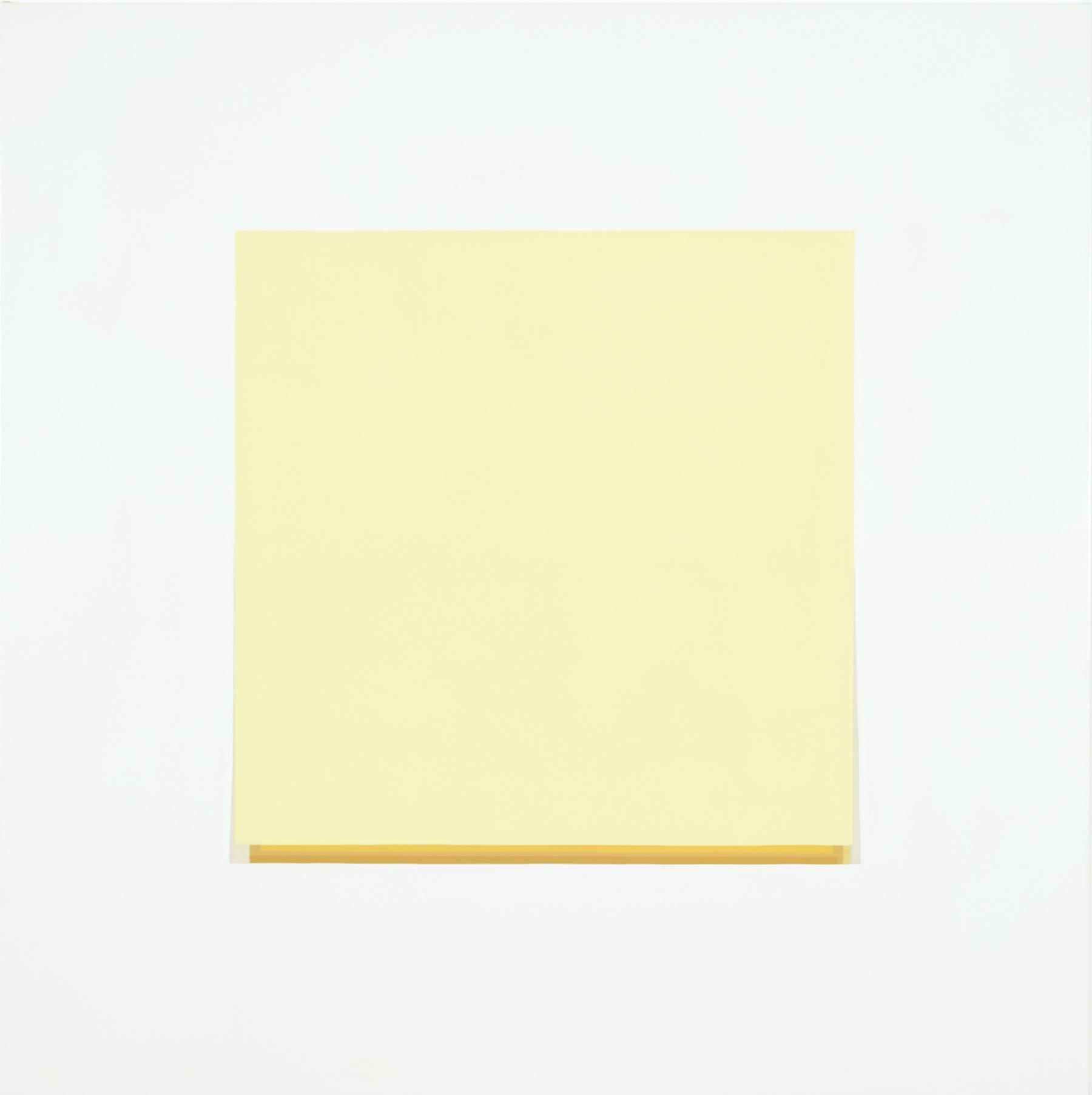 "Catherine No. 2  , 2016, 32"" x 32"", Oil on Linen"
