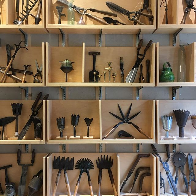 Old city Philadelphia. Awesome antique tool collection. #tools