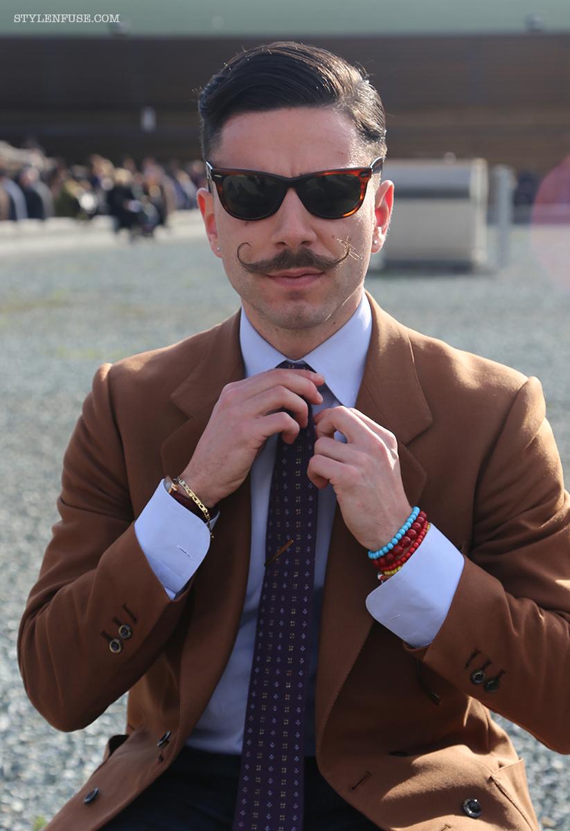 Pitti Uomo 87 photo by Natalie Alvarado