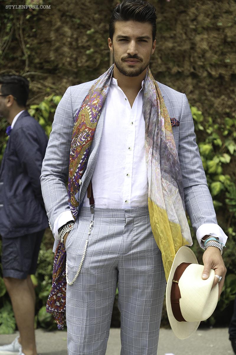Mariano Di Vaio Pitti Uomo Florence Italy | photo by Natalie Alvarado | Gentlemen