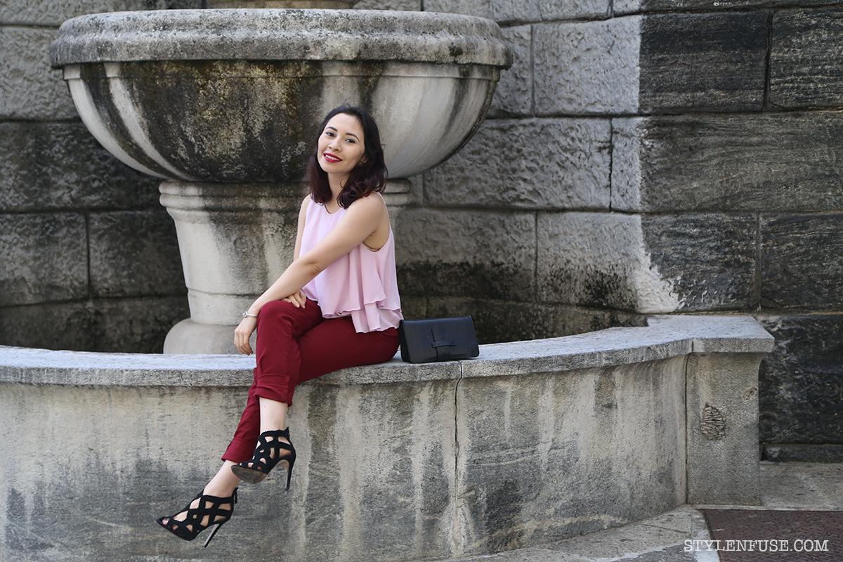 Natalie Alvarado Fashion Blogger