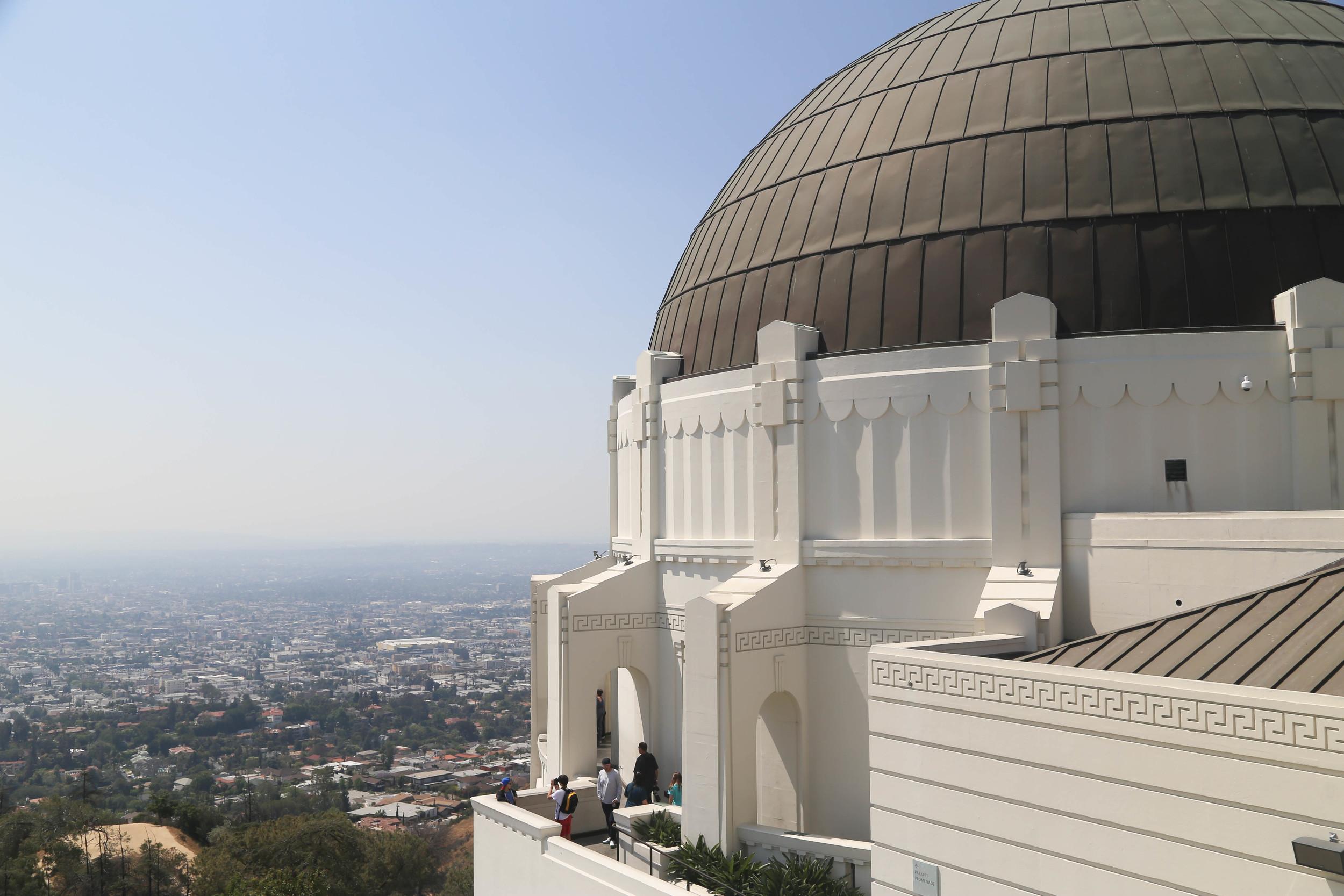 Stylenfuse by Natalie Alvarado Griffith Observatory