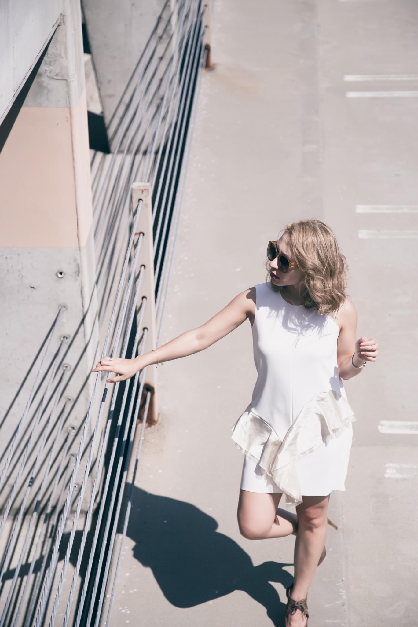 Natalie Alvarado | Stylenfuse blog | wearing ZARA | location Los Angeles