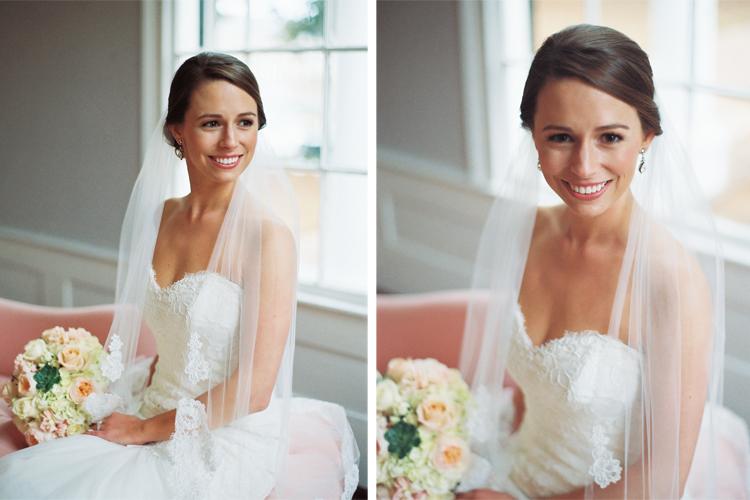 Mims House Bridal Portraits