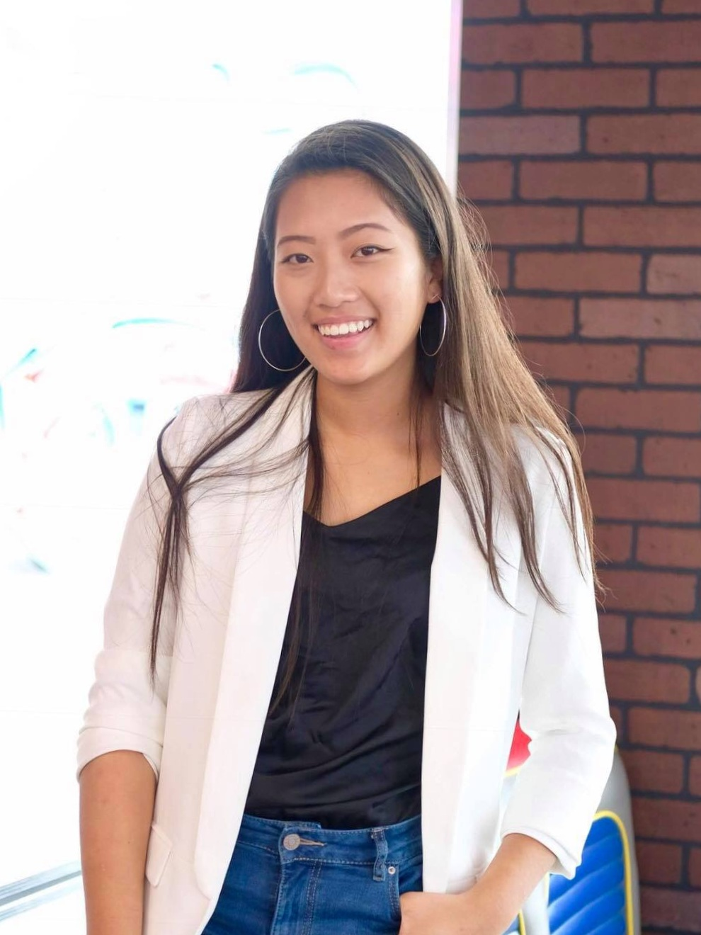 Angela Chan President - Major & Year: International Management, U2Hometown: Mississauga, ONWhat is your favorite city and why?Hong Kong because of my cultural roots and all the fond memories I have that are attached to the city. Hong Kong has amazing attractions, an amazing shopping scene and my favorite cuisine on the planet!What's on your bucket list?I would love to travel to Africa because it is the last continent I have yet to visit. I am planning to visit Morocco, Egypt or South Africa so that I can experience the unique culture and cuisine.Where do you see yourself in 5 years?In 5 years, I hope to be working for an international organization in the hospitality industry with strong values where I can grow as a leader and build a long term career.