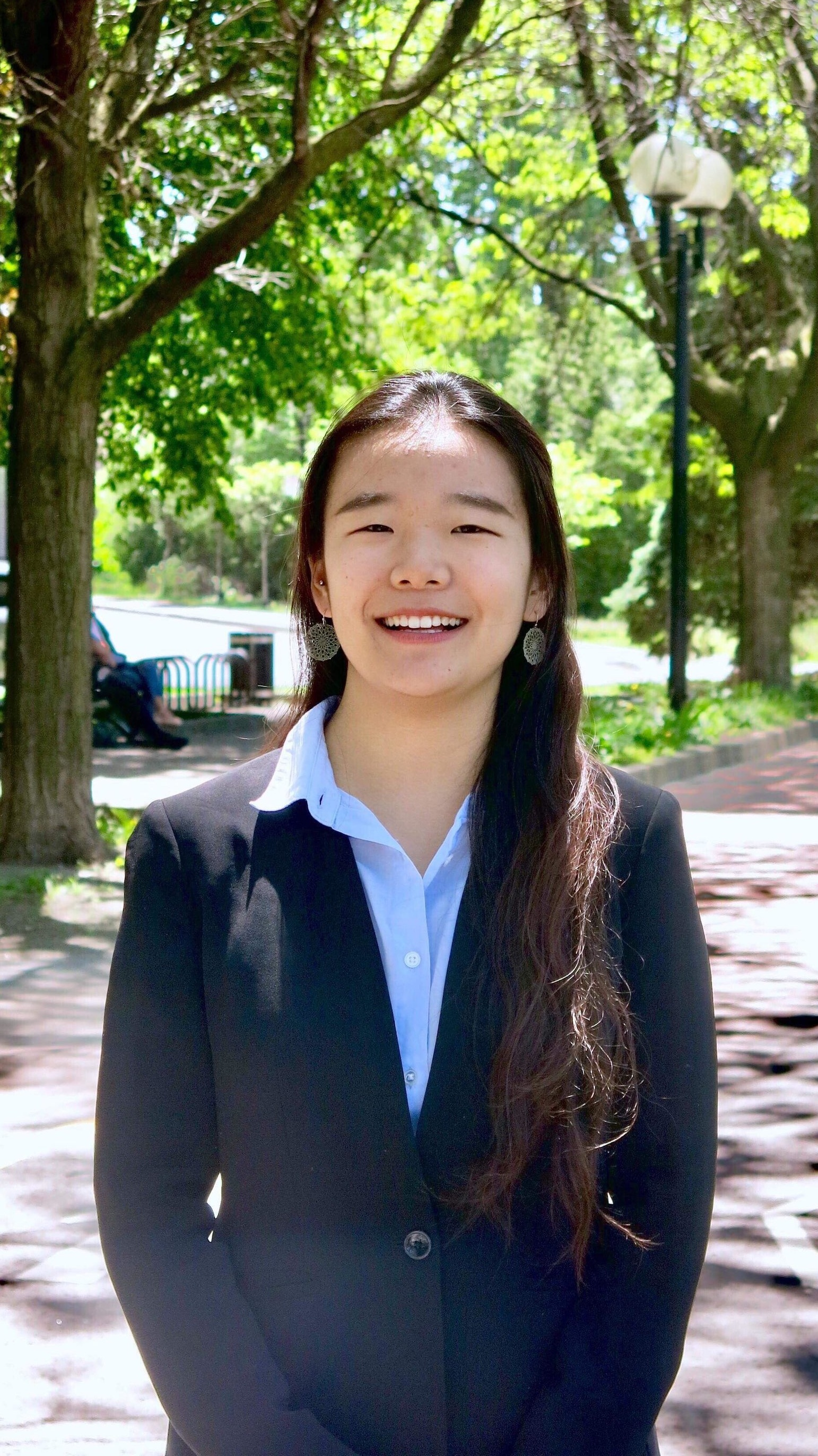 Chung Min Yoon Director of Communications - Major & Year: International Management, U2Hometown: Ulsan, Republic of Korea & Athens, GreeceWhat is your favorite city and why?Athens has been my home for the past 10 years. The liveliness in the streets, amazing coastlines, unique Greek culture, friendly local people and the list goes on. It opened countless opportunities with international experiences also (travelling, friends) and this eventually built who I am as a person in the present. This vibrant city led me to be interested in pursuing tourism/hospitality later in my career.What's on your bucket list?Finishing up my tour around the remaining countries in Europe is definitely the first in my bucket list. Although they seemed to have similar cultural backgrounds, each country had its own distinct and eccentric lifestyles, and discovering such has been an unforgettable experience.Where do you see yourself in 5 years?I see myself moving back to Europe to continue my studies in business, more specifically in tourism and hospitality. Then I would love to build up my experiences in organizations that are passionate about integrating the significance of cultures with business.