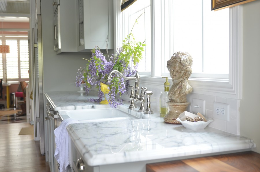 Calacatta Marble from  Life in Grace