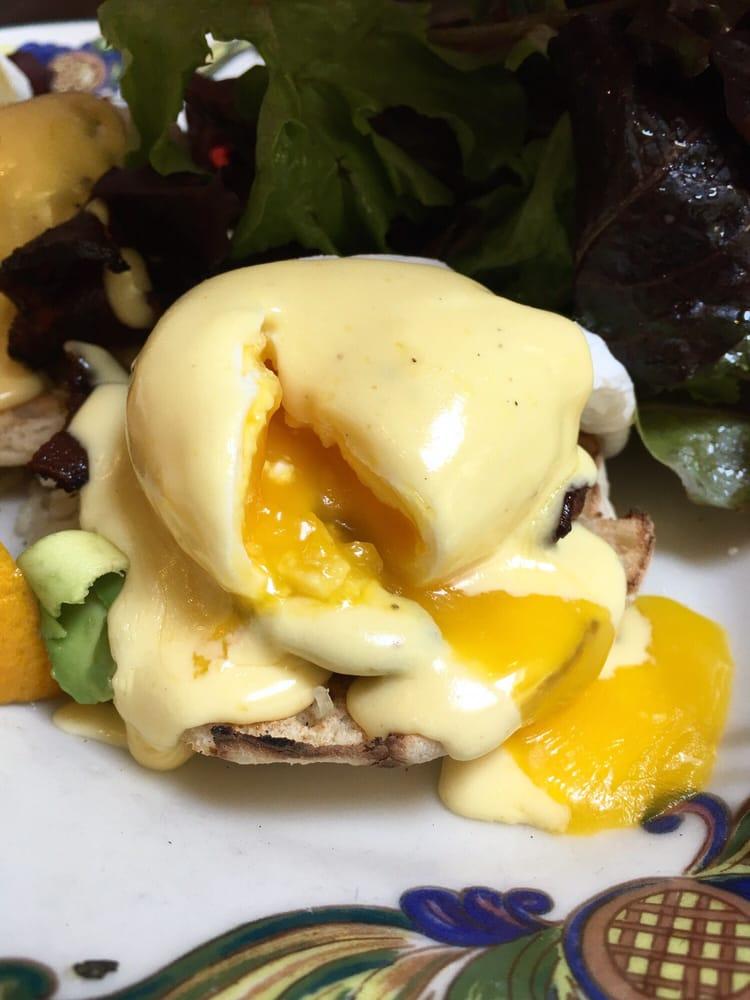 Zazie, Eggs Benedict, Yelp