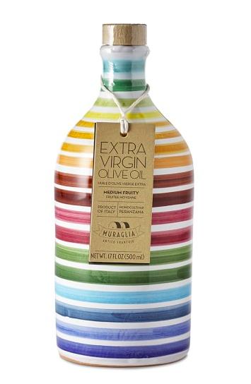 Frantoio Muraglia Extra Virgin Olive Oil $39.96, Williams Sonoma