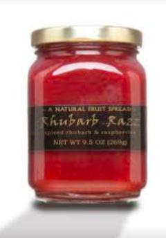 Mountain Fruit Company Rhubarb Razz $5.99, MadeInCalifornia.net
