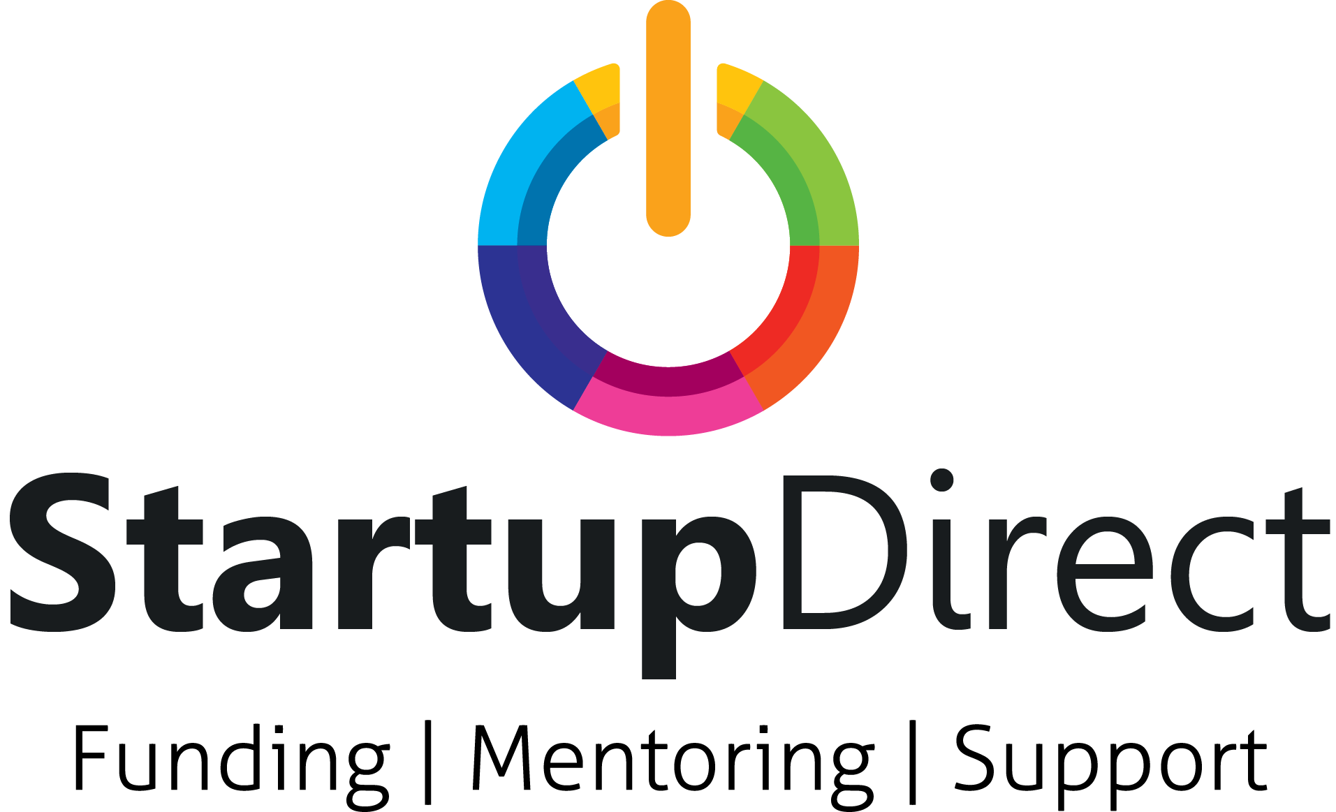 Startup Direct - Funding mentoring support logo.png