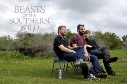 From l to r: Producers Michael Gottwald, Josh Penn & Dan Janvey