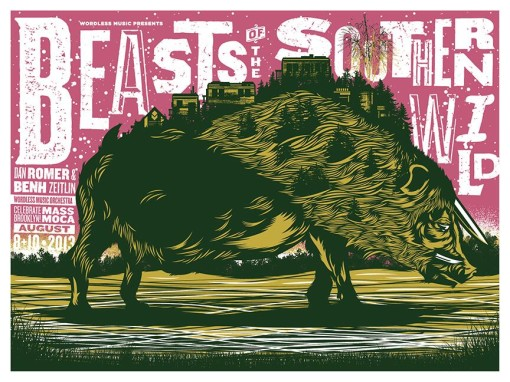 Beasts of the Southern Wild and Wordless Music